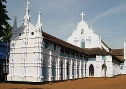 Champakulam Church Alleppey